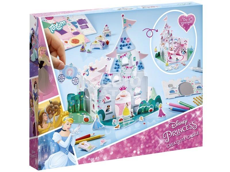 Disney hercegnők kastély készlet