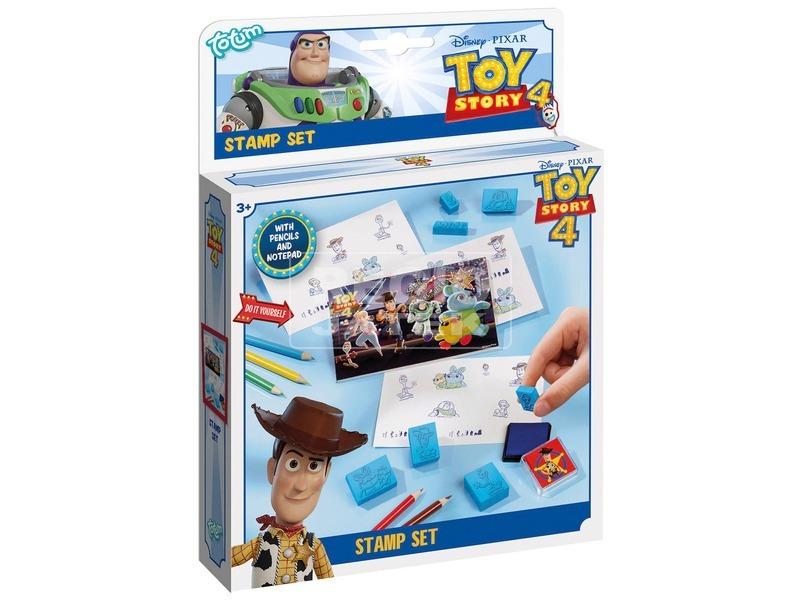 Toy Story 4 nyomdakészlet