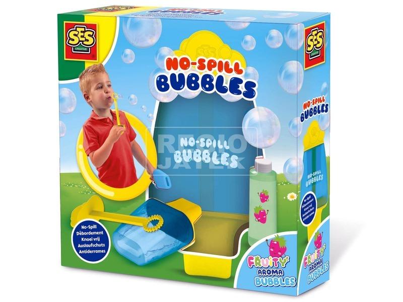Cseppmentes buborékfújó készlet