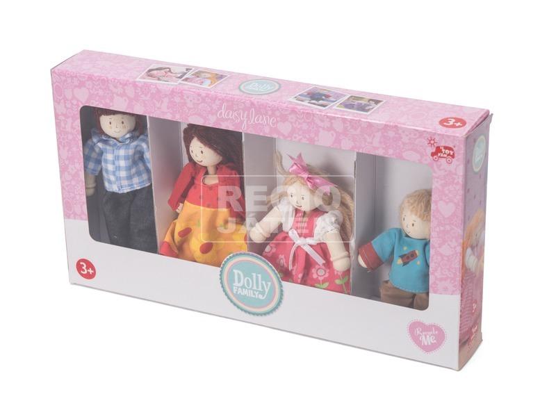 Le Toy Van: Fa baba család babaházakhoz