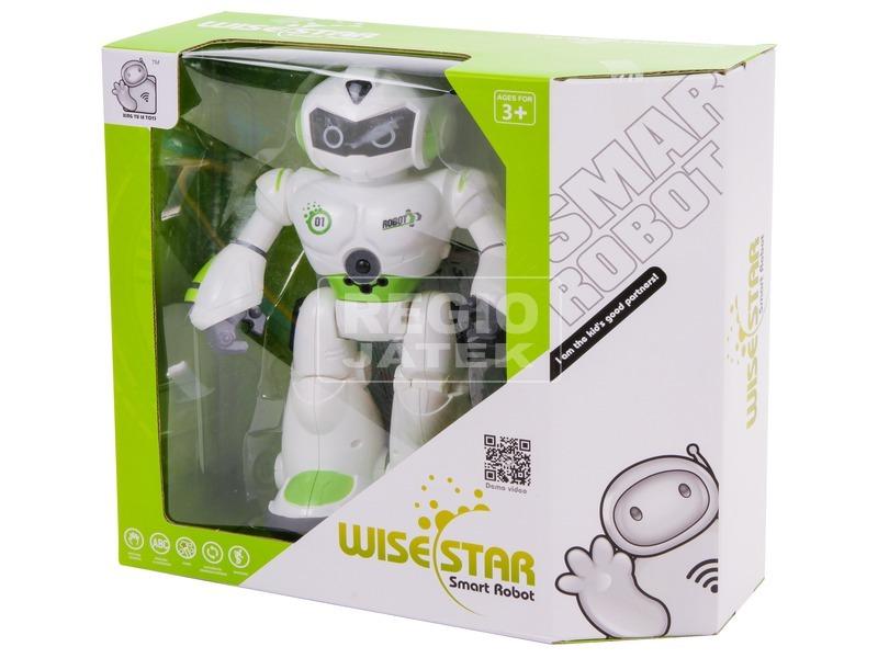 Wise Star - távirányítású okos robot
