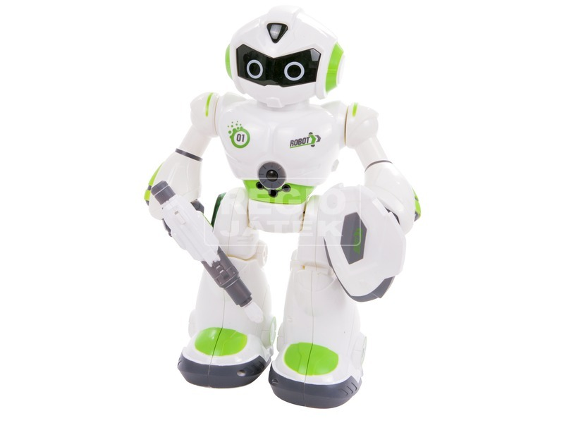 kép nagyítása Wise Star - távirányítású okos robot
