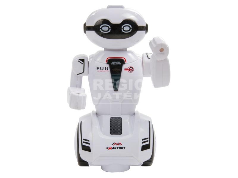 kép nagyítása Elemes táncoló zenélő robot