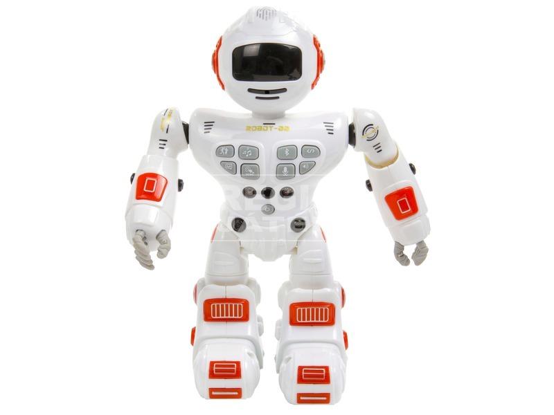 kép nagyítása Rádiótávirányítású robot