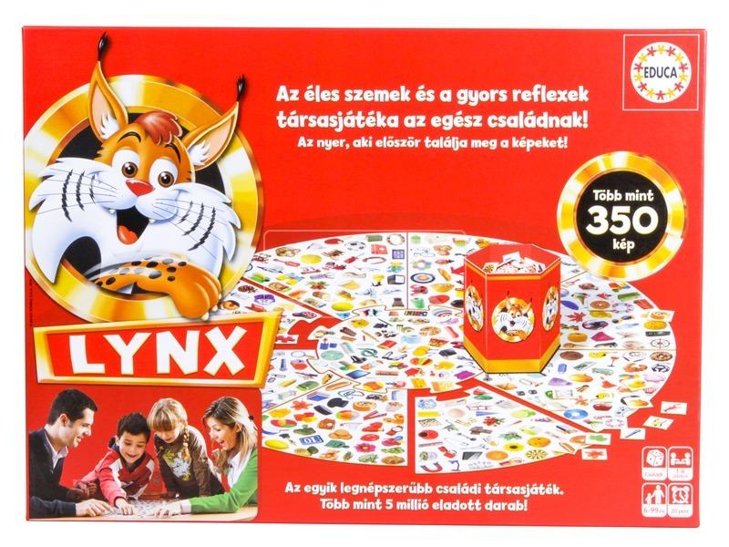 kép nagyítása Lynx társasjáték