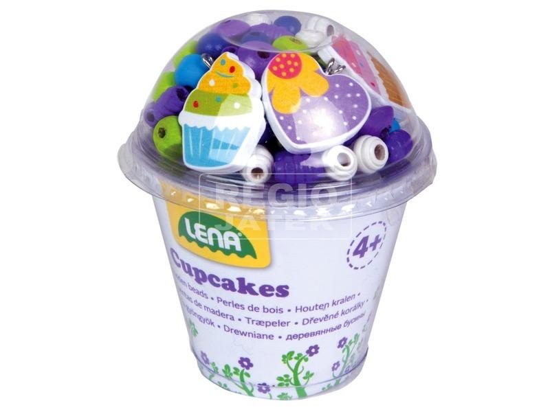 Gyöngyfűző gyöngyök pohárban - többféle