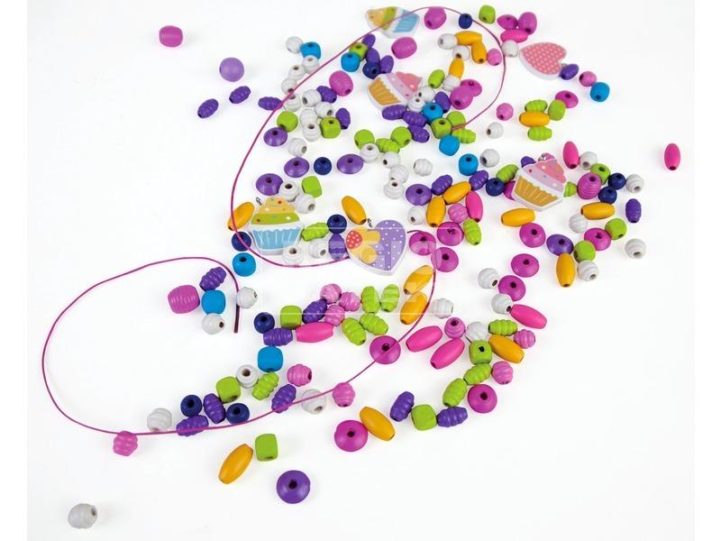 kép nagyítása Gyöngyfűző gyöngyök pohárban - többféle