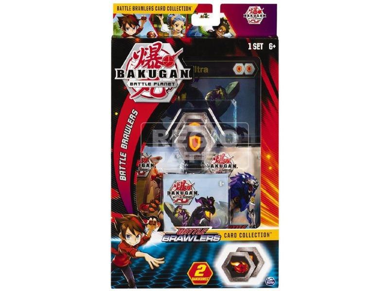Bakugan Battle Brawlers kártya készlet