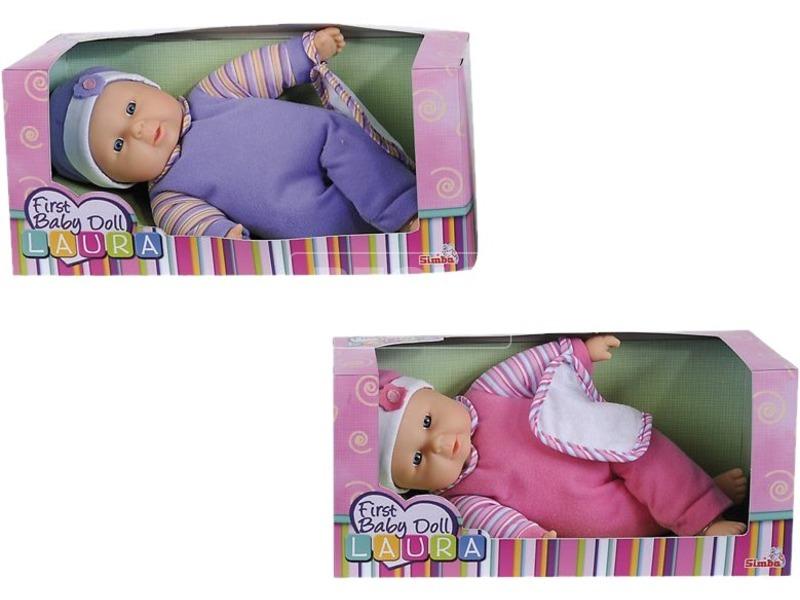 Laura első babám - többféle