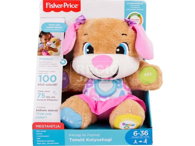 Fisher-Price Tanuló kutyushugi