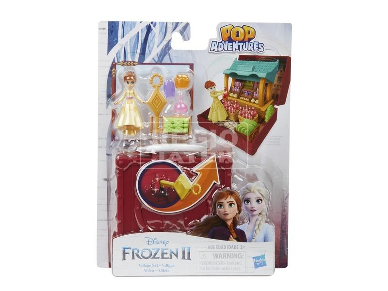 kép nagyítása Jégvarázs II - ládika mini babákkal