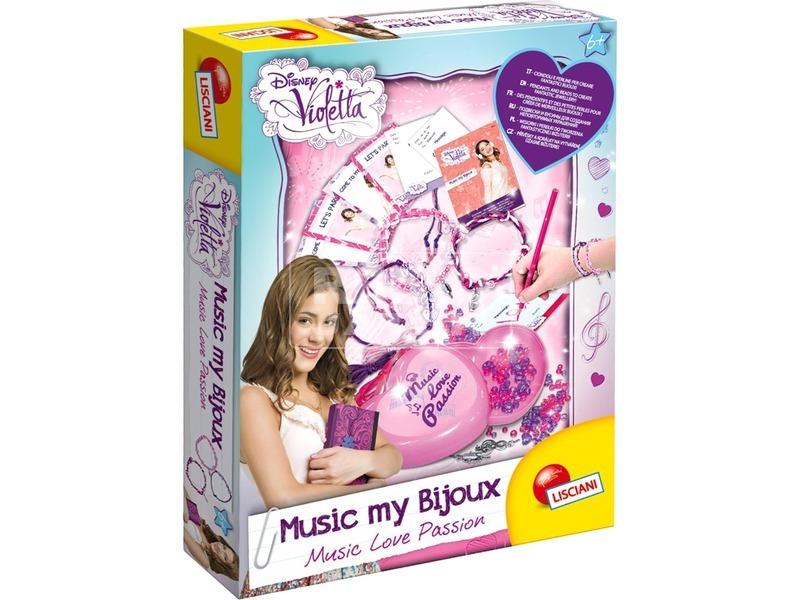 Violetta Music Bijoux ékszer készítő készlet