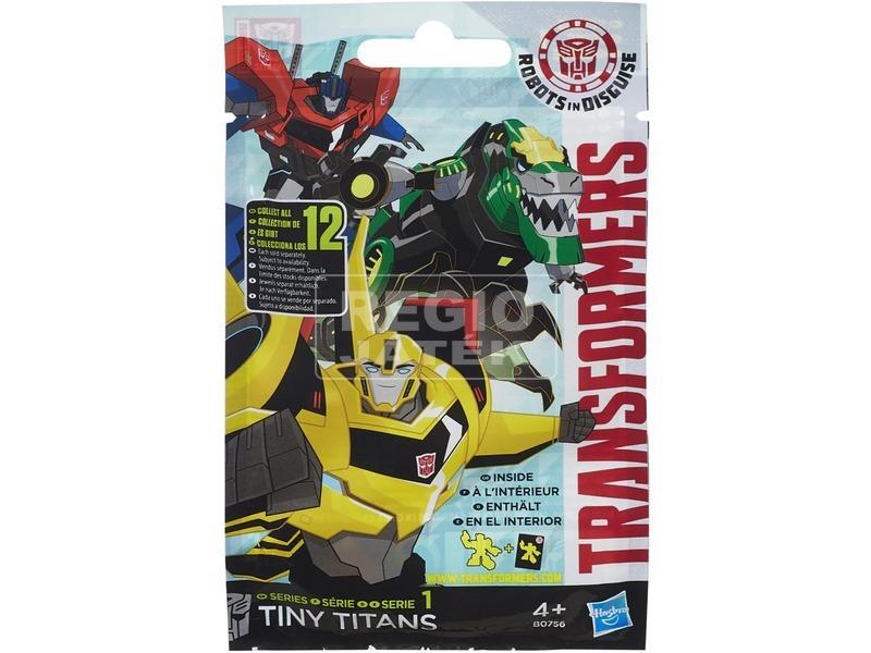 Transformers Álruhás robotok: mini titán robot