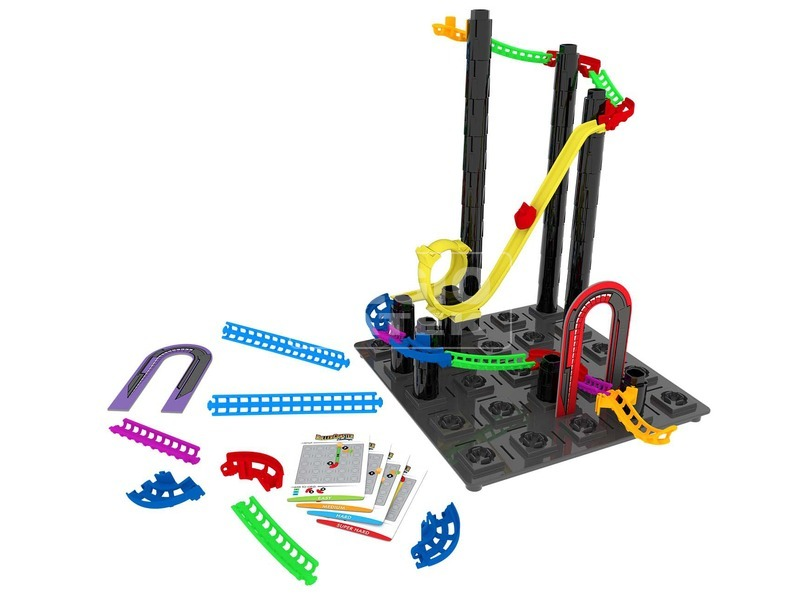 kép nagyítása Roller Coaster Challenge logikai játék
