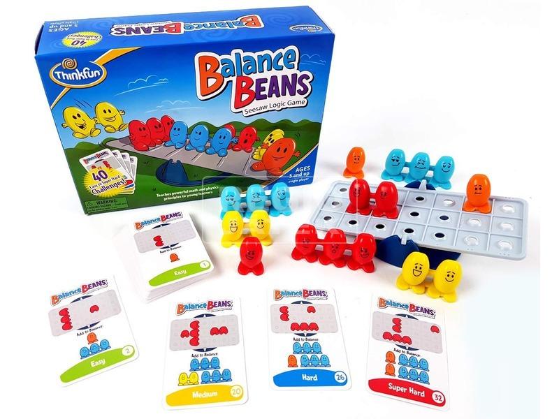kép nagyítása Balance Beans - logikai játék