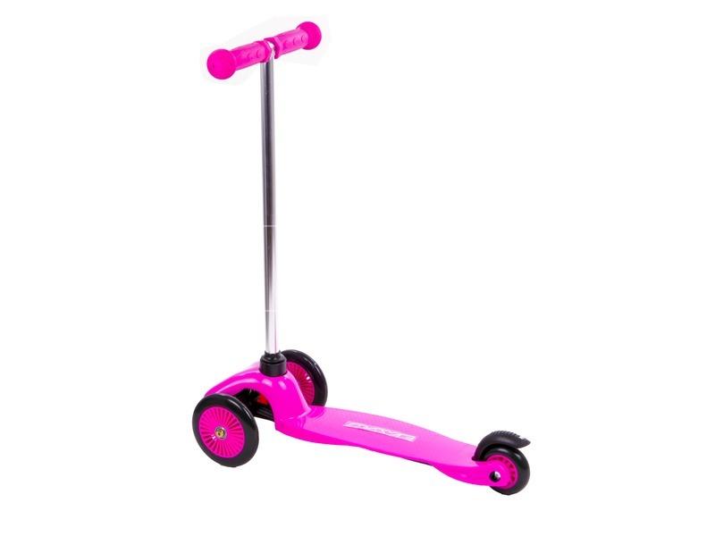 kép nagyítása Háromkerekű roller - rózsaszín