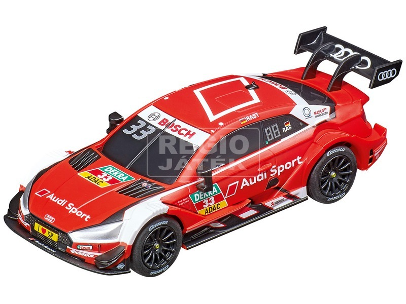 Carrera GO Audi RS 5 DTM R. Rast autó