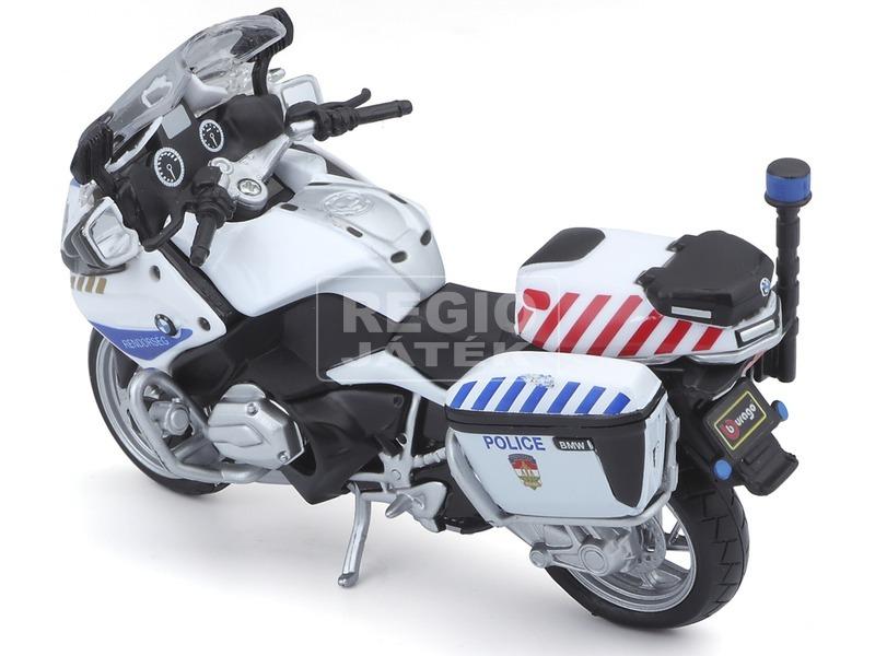 kép nagyítása Bburago 1 /18 Magyar Rendőrmotor - BMW 1200RT