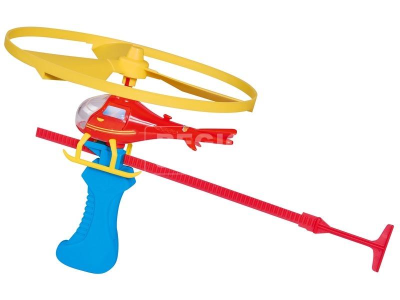 kép nagyítása Sam a tűzoltó Wallaby helikopter kilövő