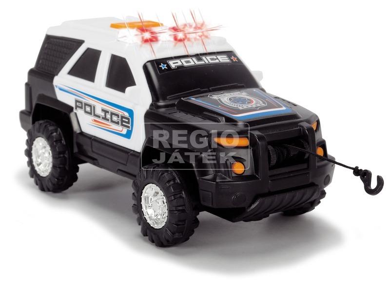 kép nagyítása Dicke Police rendőr terepjáró - 15 cm