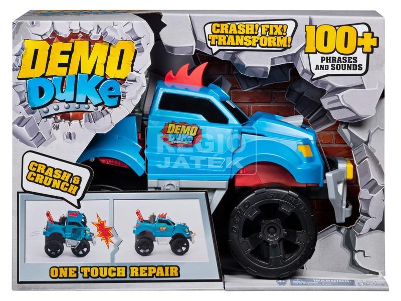 Demo Duke - Zúzd és javítsd! teherautó