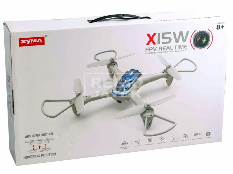 Syma X15W Quadcopter 2. 4G 4cs.