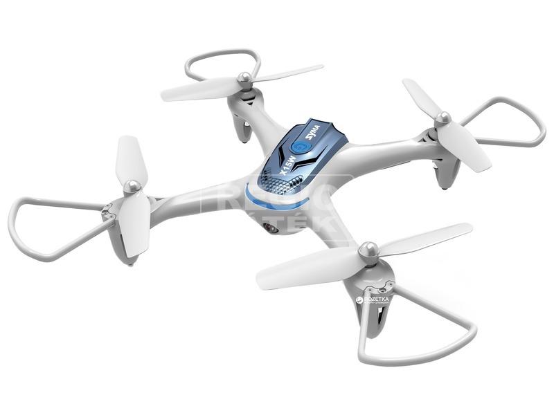 kép nagyítása Syma X15W Quadcopter 2. 4G 4cs.
