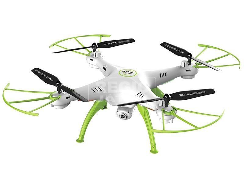 kép nagyítása Syma X5HW Quadcopter Wifi-s kamerával 2. 4G 4cs.