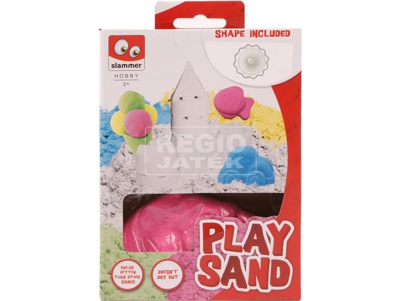 Formázható homokgyurma szerszámmal - 80 g, többféle