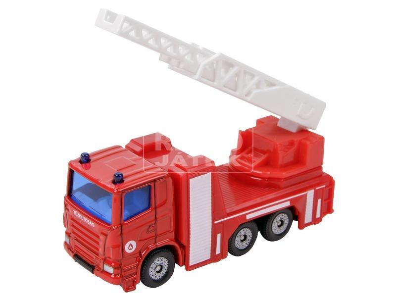 SIKU Scania tűzoltó autó 1:87 - 1014