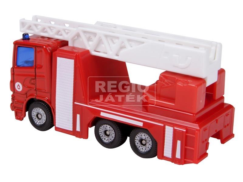kép nagyítása SIKU Scania tűzoltó autó 1:87 - 1014