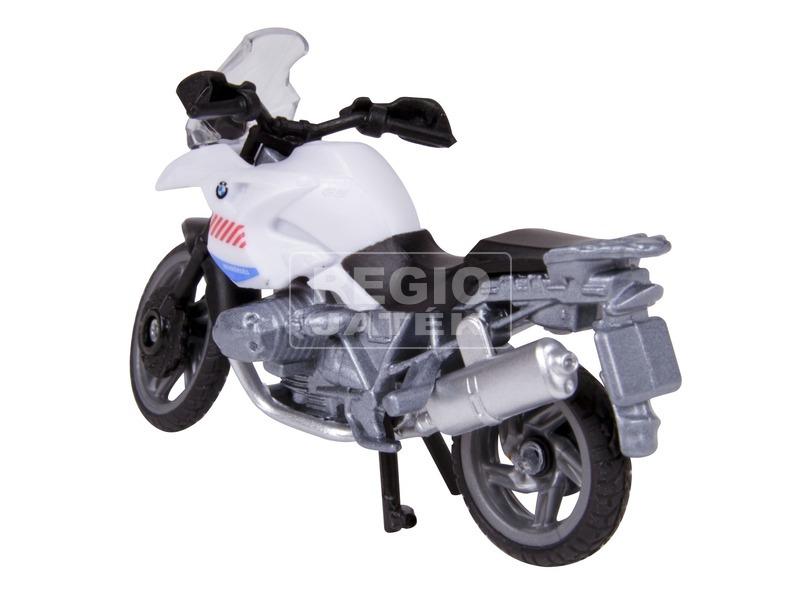 kép nagyítása SIKU BMW R1200GS rendőrmotor 1:87 - 1049