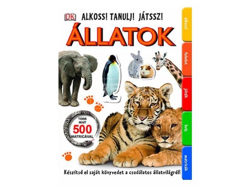 Alkoss-Tanulj-Játssz: Állatok