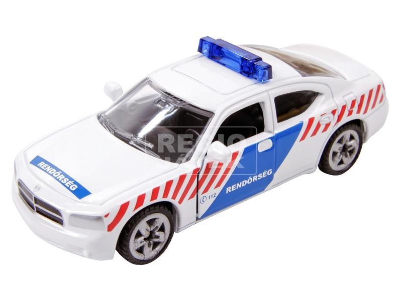 SIKU Dodge Charger rendőrautó 1:87 - 1402