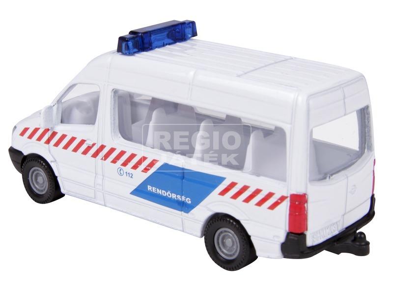 kép nagyítása SIKU Mercedes-Benz rendőr kisbusz 1:87 - 0806