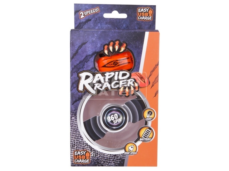 Rapid Racer kisautó golyóban - többféle