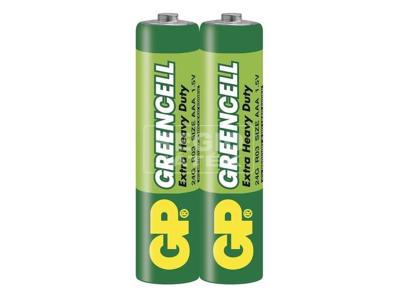 GP Greencell AAA ceruzaelem 2 darabos készlet