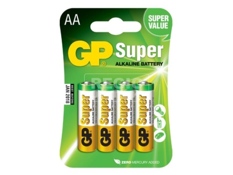 GP Super ceruza elem 4db /Bliszter