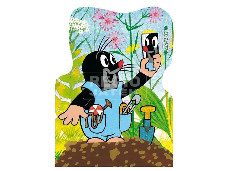 kép nagyítása Kisvakond 4 x 12 darabos puzzle