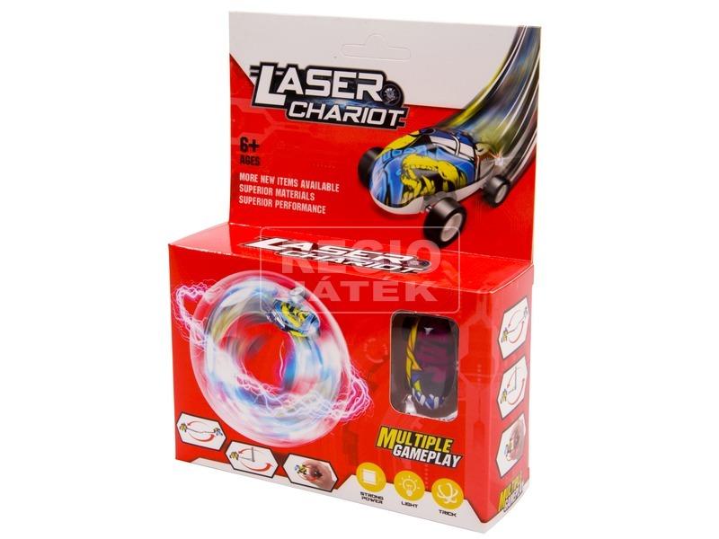 kép nagyítása Laser chariot kisautók golyóban - többféle