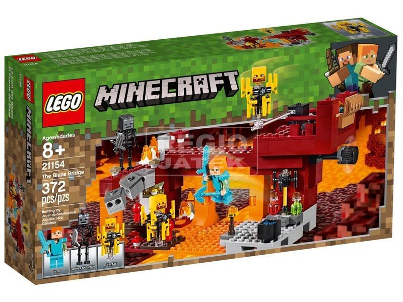 LEGO® Minecraft Őrláng híd 21154