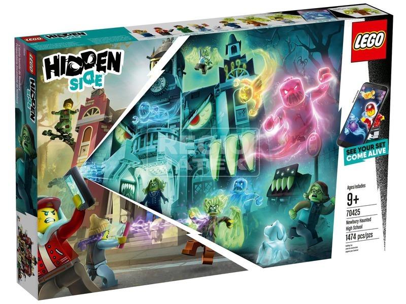 LEGO® Hidden Side Newbury gimnázium 70425