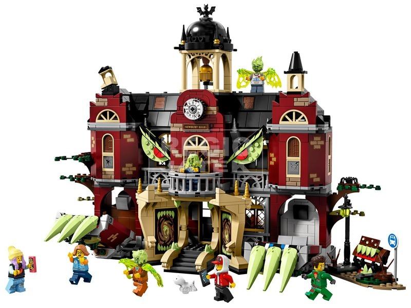 kép nagyítása LEGO® Hidden Side Newbury gimnázium 70425