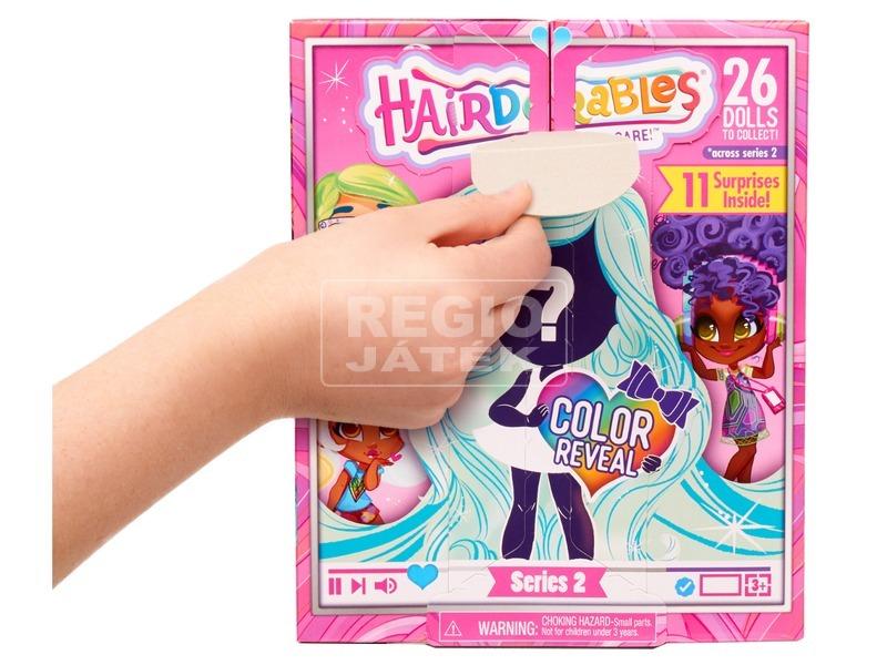 Hairdorables hajasbaba 2. széria