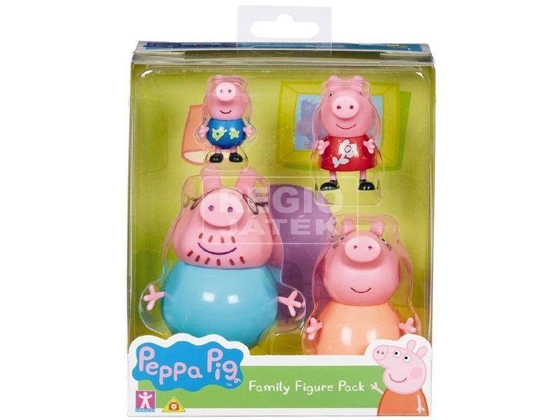 Peppa 4-es figura készlet