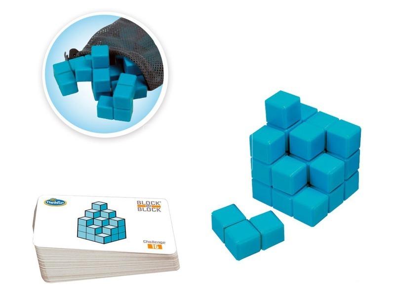 kép nagyítása Block by Block logikai játék