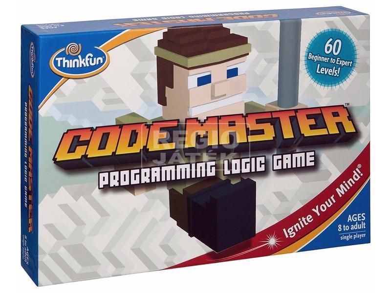 Code Master Thinkfun társasjáték