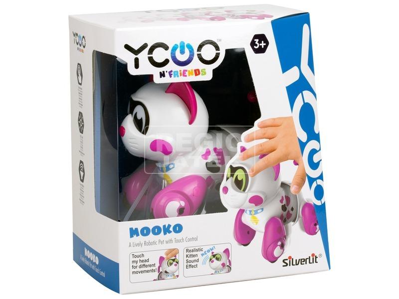 Silverlit Mooko - zenélő táncoló kiscica