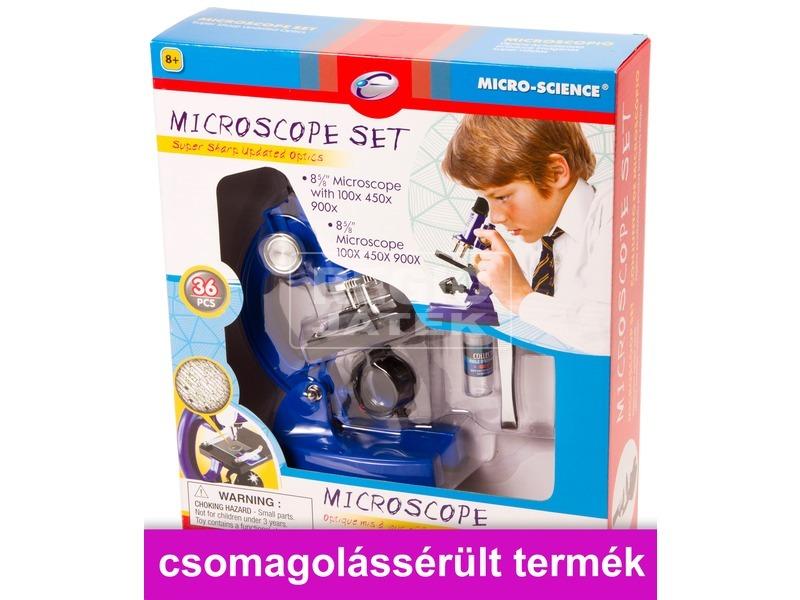 Mikroszkóp 36 darabos készlet - csomagolássérült