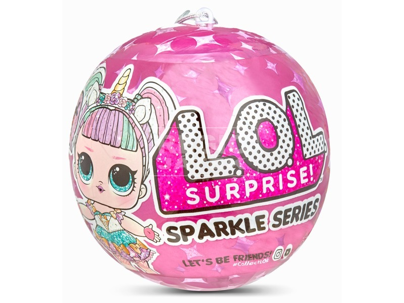 L. O. L. Sparkle Series - Meglepetés csillogó figura